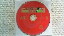 Namco Museum Remix (Nintendo Wii, 2007) - $6.45