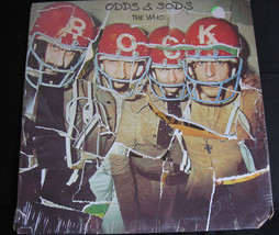 The Who Odds & And Sods MCA 2126 Vinyl Record SEALED LP image 1