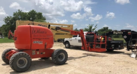 2007 JLG 450AJ For Sale In Thornton, Texas 76687 image 1