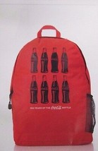 Coca Cola 100 Years Backpack Tote   NEW  - $13.61