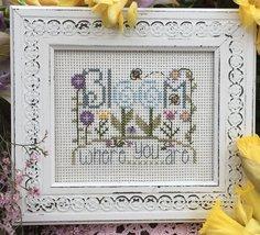 Bloom Kit cross stitch kit Shepherd's Bush - $16.00
