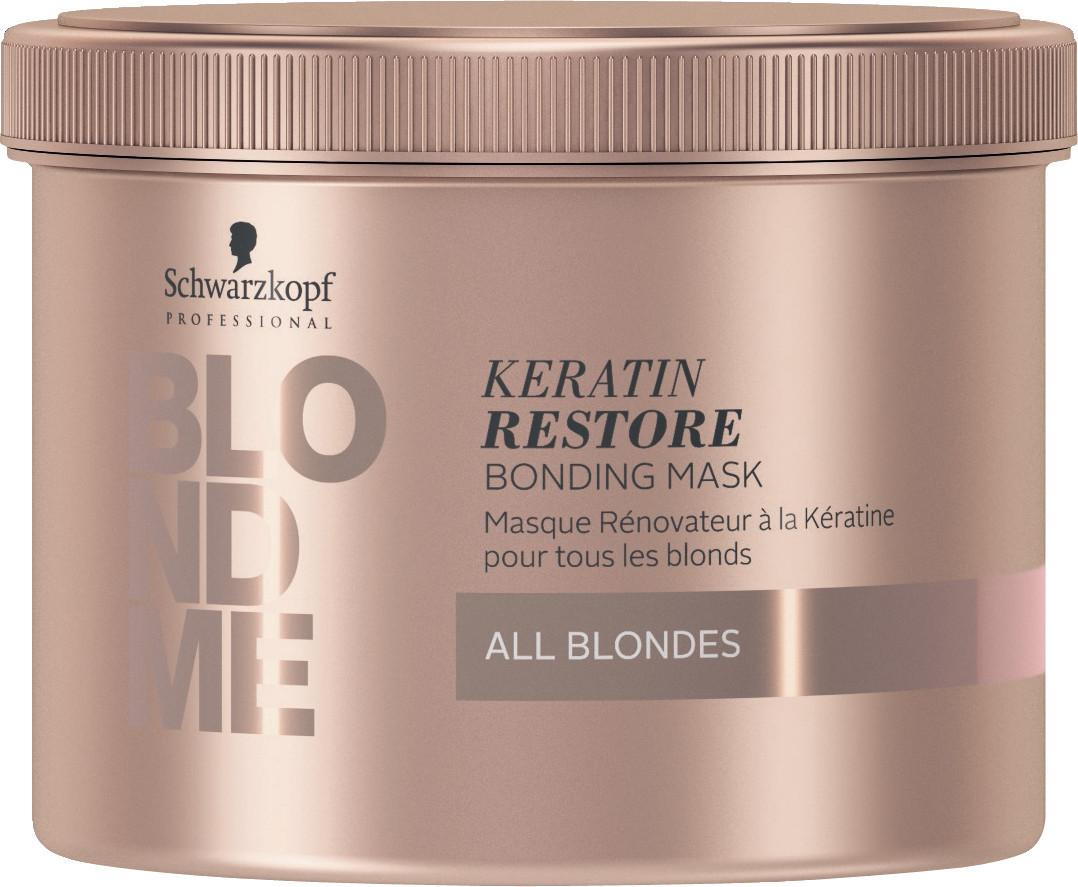 Schwarzkopf Professional BlondMe - Keratin Restore Bonding Mask - All Blondes