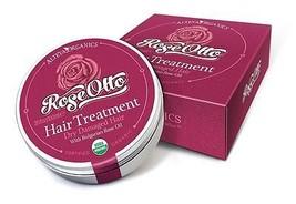 Alteya Organics Hair Treatment w/ Bulgarian Ros... - $18.01