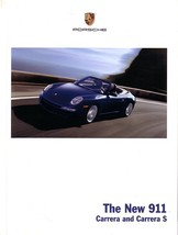 2005 Porsche 911 CARRERA sales brochure catalog 05 S 997 - $12.00