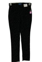 Arizona Jean Co youth girls Skinny pants animal print black size 10 Reg - $31.88