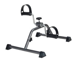 Portable Exercise Bike Pedal Cycle Office Foot Workout Cardio Fitness Un... - $34.75