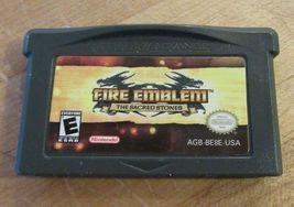 Fire Emblem: The Sacred Stones (Nintendo Game Boy Advance, 2005) image 6