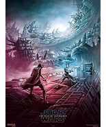 "STAR WARS THE RISE OF SKYWALKER Original Promo Movie Poster 9.5""x13"" IMA... - $14.69"