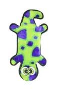 OUTWARD HOUND - Invincibles Geckos Dog Toy Yellow/Green/purple  - 4 Sque... - $11.63