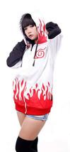 NARUTO HOKAGE 4 YONDAIME LEGEND UNISEX HOODIE SWEATER COSPLAY JACKET - $35.01