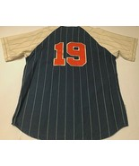 San Diego Padres HOF Tony Gwynn #19 MLB Mirage Vintage Dark Blue Orange ... - $79.19