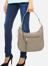 New with Tag - $495 Marc Jacobs Recruit Leather Mink Satchel Bag - $229.99