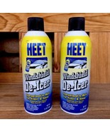 Heet Windshield De-Icer 11 Oz. DISCONTINUED Lot of 2 - $25.70