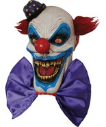 Halloween CHOMPO THE CLOWN Latex Deluxe Mask Ghoulish Productions  - $54.99