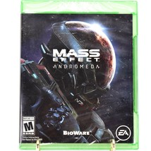 Mass Effect Andromeda Xbox One Video Game Brand New Factory Sealed
