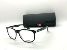 Carrera Carrerino 51 80S BLACK/WHITE 49-15-125MM Eyeglasses Case & Cloth New Sm - $43.62