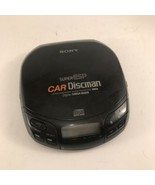 Sony D-838K Car Discman Portable CD Player - $4.94
