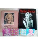 Marilyn Monroe 2Hard books 4 glass coaster's  - $39.60