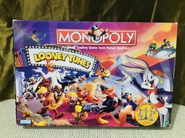 Monopoly Looney Tunes Board Game Collectors Edition Parker Brothers - $44.55