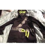 Boys HAWK Black Jacket size M - $15.00