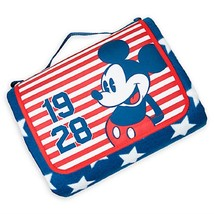 Disney Store Mickey Mouse Americana Blanket 2017 - $49.95