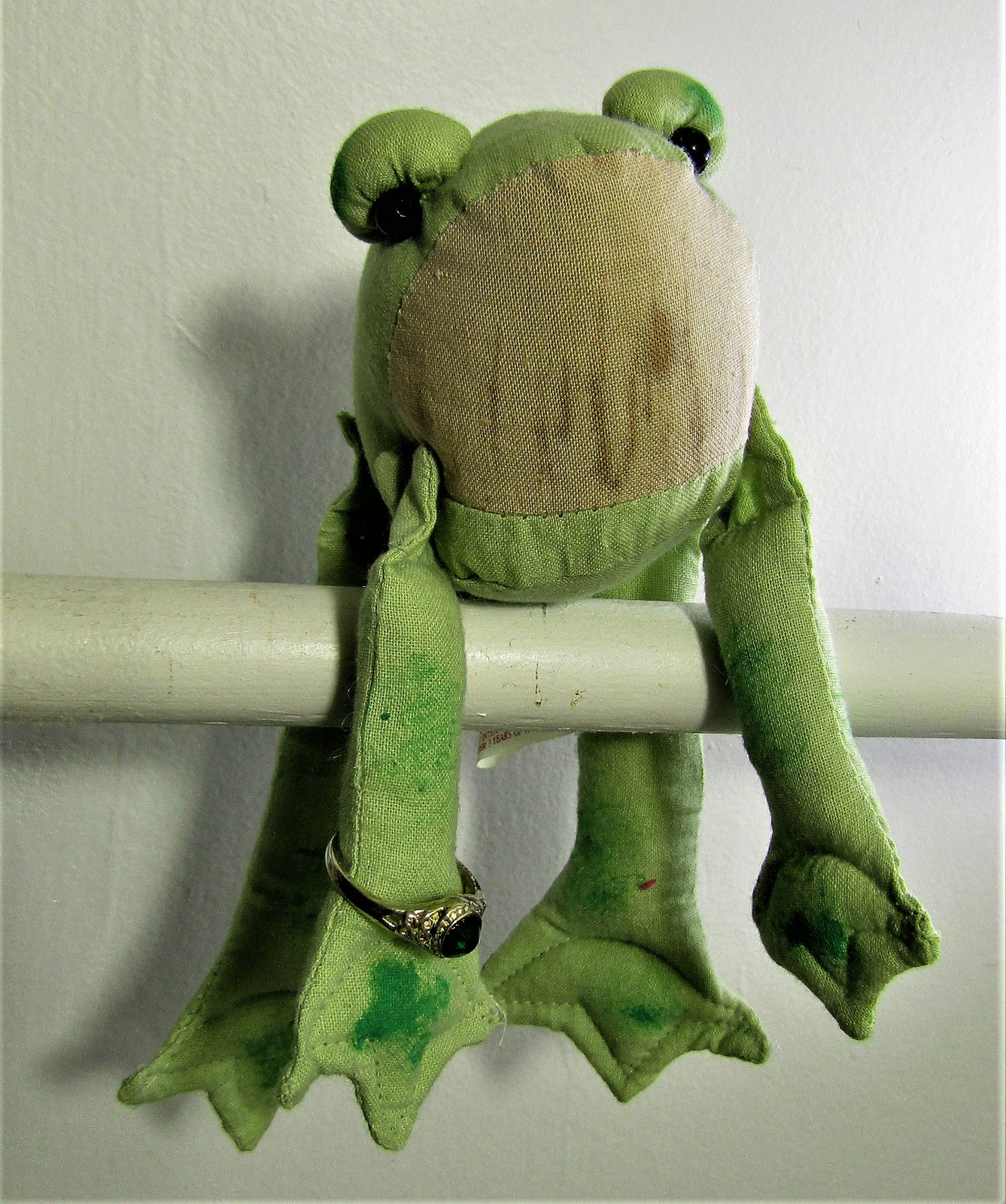 """Froggy Went a-Courtin' "" Proposal Poppet image 2"