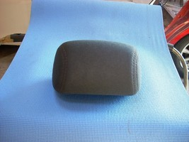 2013 NISSAN MAXIMA SET OF TWO REAR HEADRESTS  image 4