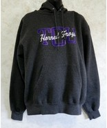Champion Athletic Apparel TCU Horned Frogs Collage Hoodie Charcoal Gray ... - $19.68