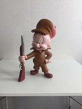 Extremely Rare! Looney Tunes Elmer Fudd Standing with Rifle Figurine Statue - $841.50