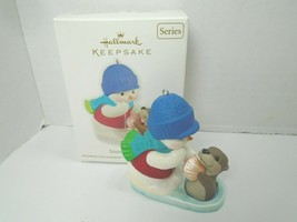 Hallmark Keepsake 2012 Snow Buddies #15 In The Series - $30.84