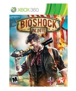 Bioshock Infinite Xbox 360 Game **DISC ONLY** - $5.93