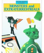 Monsters & ETs Draw, Model & Paint Dinosaurs, Monsters & Space Creatures... - $4.15