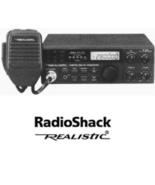 Realistic HTX-100 Service Manual * PDF * CDROM - $9.99