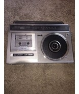 VTG Rare SHARP GF-1900 Stereo Radio Cassette compact BoomBox DOES NOT WORK - $46.74
