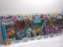 My Little Pony The Movie Friendship Festival Set Toys R Us TRU Exclusive... - $55.17