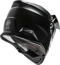 New Adult XS Gmax AT-21S Matte Black Cold/ Snow Helmet w/Electric Shield DOT/ECE image 5