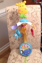 Fisher Price Discover 'n Grow 2-in-1Take Along Musical Mobile EXCELLENT SHAPE - $29.70