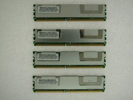 NOT FOR PC! 8GB 4x2GB PC2-5300 ECC FB-DIMM MEMORY ASUS DSBV-D Motherboard