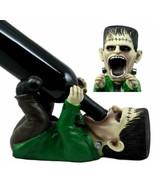 "Prometheus Dr Victor Frankenstein Wine Holder Figurine 10.25""L Halloween Party - £21.60 GBP"