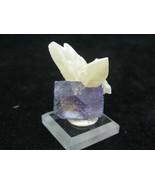 Fluorite & Calcite, Hardin County, Ill. (Min), #fl63 - $719.99