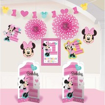 Minnie's Fun To Be One Room Decorating Kit - $15.19