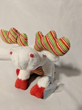 Webkinz Minty Moose Christmas Plush With Tags and Code - $12.19