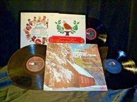 3 Christmas Records-The 12 Days of Christmas, A Christmas a Gift of Music Vol 3 image 11