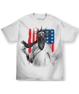 Mafioso Kleidung Stick Up 2.0 Liberty Weiß Urban Dope Hype T T-Shirt S-3Xl - $24.84