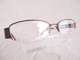 2cae7211e6 Baby Phat Mod 154 Burgundy 51 X 17 135 mm Eyeglass Frame -  18.65