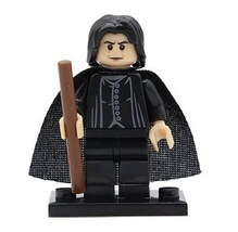1pcs Professor Snape Figure Harry Potter Movie Minifigures Single Sale L... - $1.99