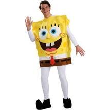 Spongebob Deluxe Adult Halloween Costume - One Size  - $48.60