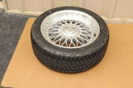 "BMW E39 540i 530i 525i 528i 535i 17"" Spare Wheel Rim Tire 2pc BBS Deep Dish ""NEW image 10"