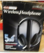Hi-Fi SXBS Wireless Headphones 5 in 1 - $8.59