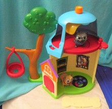 Puppy Dog Pals House Doghouse Playset, Disney Junior Just Play, Bingo & Rolly - $25.39
